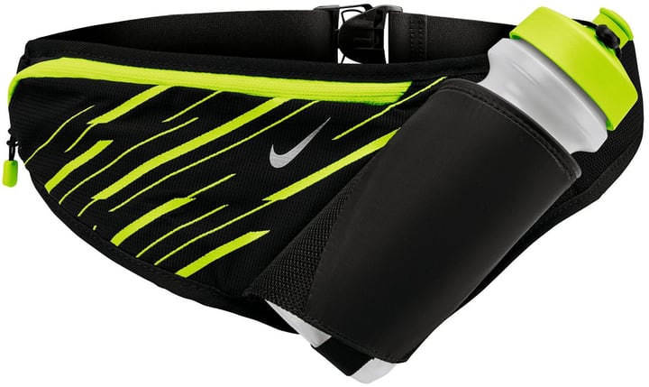 LARGE BOTTLE BELT 22oz / 650 ml Ceinture d'hydratation Nike 470119199920 Couleur noir Taille One Size Photo no. 1