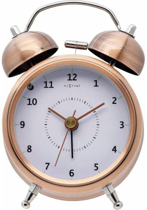 Réveil réveiller cuivre à travers NexTime 785300138470 Photo no. 1