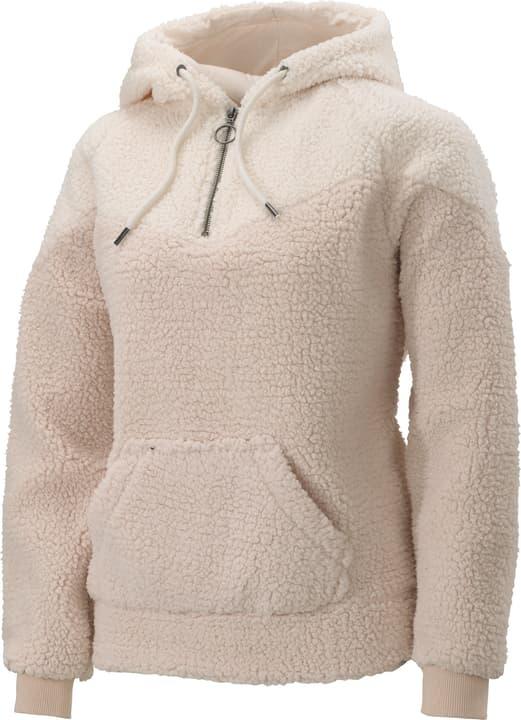 Island Hooded Polar Fleece Damen Fleecejacke Rip Curl 462543600374 Farbe beige Grösse S Bild-Nr. 1