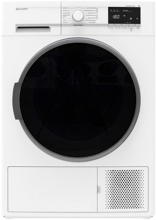 KD-GHB8S7GW2-DE Wäschetrockner Sharp 785300143338 Bild Nr. 1