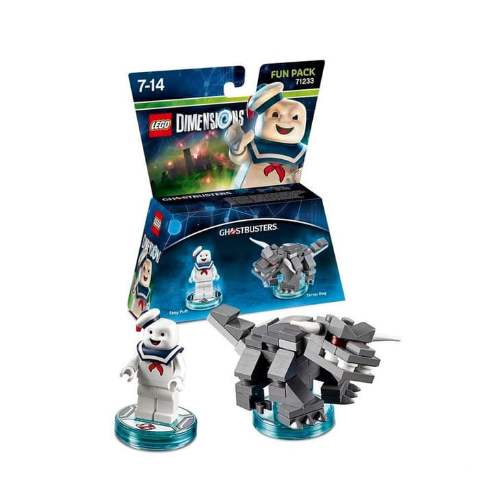 "LEGO Dimensions Fun Pack ""Ghostbusters"" 785300120651 N. figura 1"