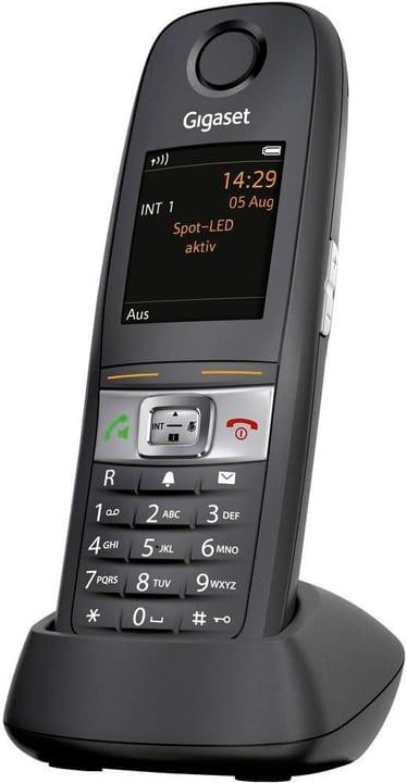 E630 HX VoIP schwarz Festnetz Telefon Gigaset 785300133471 Bild Nr. 1