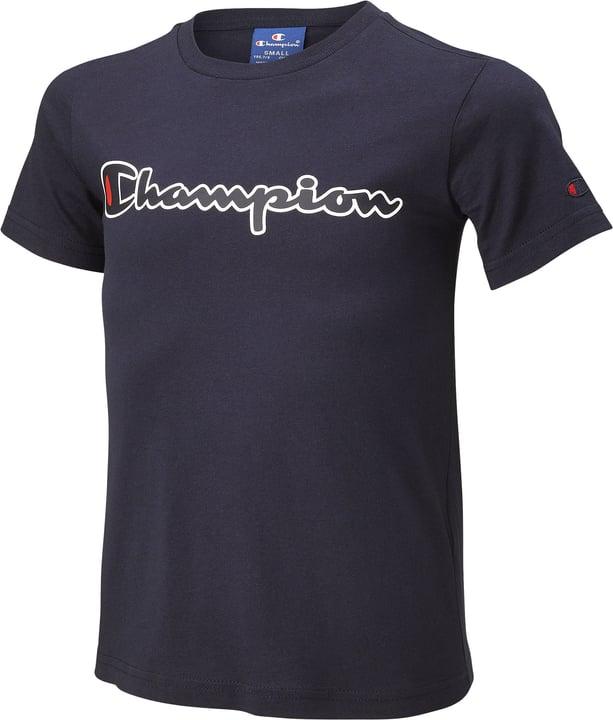 Crewneck T-Shirt Knaben-T-Shirt Champion 466951517643 Farbe marine Grösse 176 Bild-Nr. 1