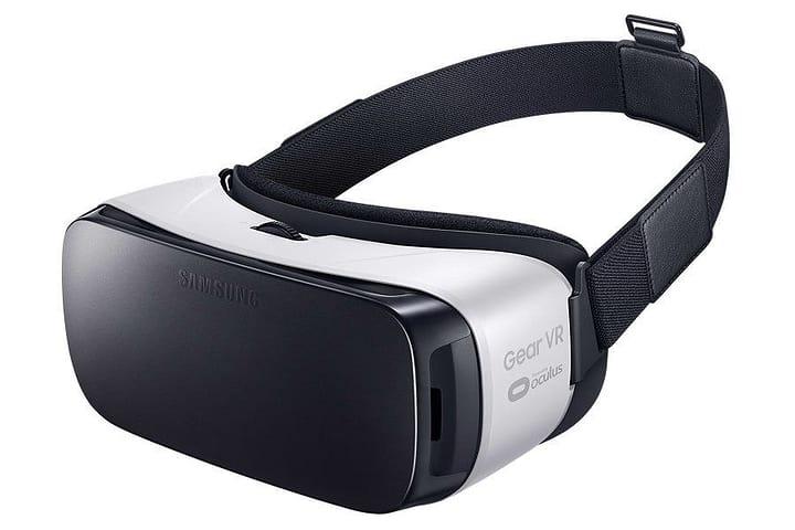 Samsung Gear VR 2 weiss Samsung 95110045794216 Bild Nr. 1
