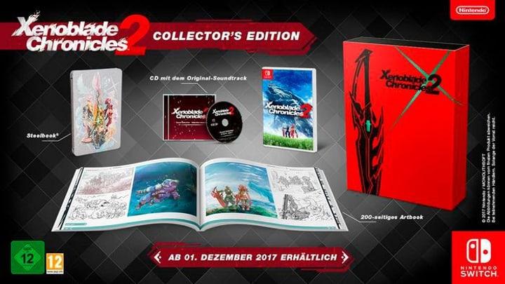 NSW - Xenoblade Chronicles 2 - Collector's Edition 785300130163 Photo no. 1