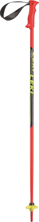 Racing Bâton de ski pour enfant Leki 493924809030 Longueur 90 Couleur rouge Photo no. 1