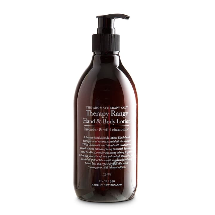 THERAPY lotion mains & corps 374075700000 Photo no. 1