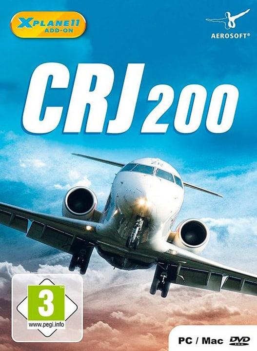PC -  CRJ-200 für X-PLANE 11  D Fisico (Box) 785300133144 N. figura 1