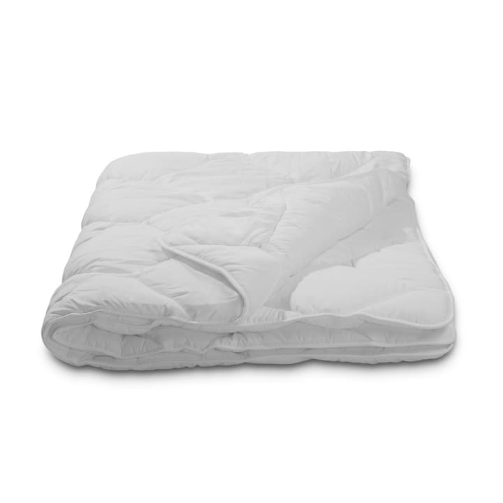 SIMPLE Couette synthétique 376049900000 Couleur Blanc Dimensions L: 210.0 cm x L: 200.0 cm Photo no. 1
