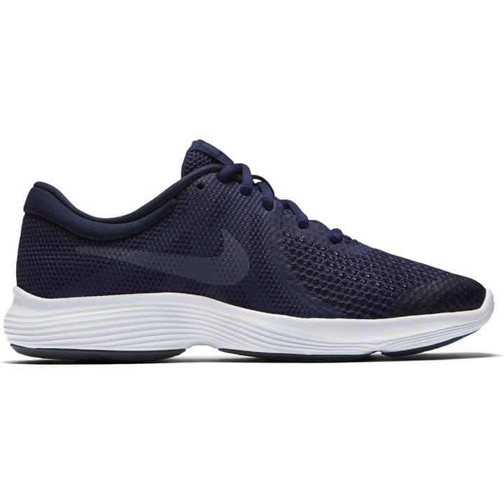 Revolution 4 Chaussures de course pour enfant Nike 460668235540 Couleur bleu Taille 35.5 Photo no. 1