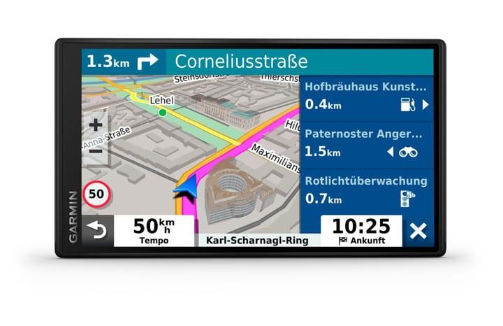 DriveSmart 55 Full EU MT-S  schwarz Navigationsgerät Garmin 79104910000019 Bild Nr. 1