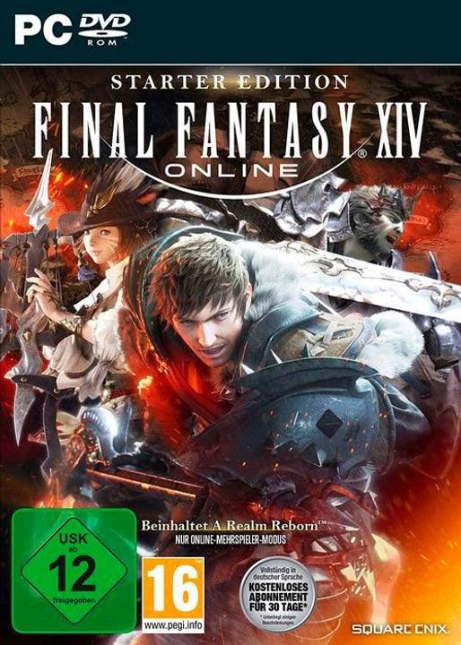 PC - Final Fantasy XIV: Starter Edition D Box 785300145008 Photo no. 1