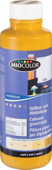 Pittura pieno e per digradazione Miocolor 660732700000 Colore Ocra Contenuto 500.0 ml N. figura 1