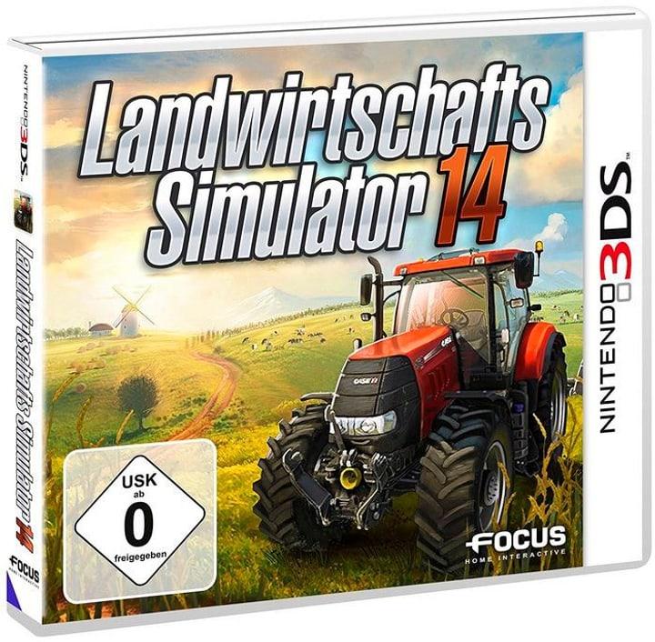 3DS - Landwirtschafts-Simulator 2014 Box 785300121642 Photo no. 1