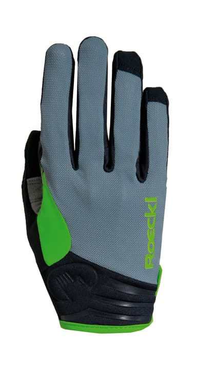 Mileo Unisex-Bikehandschuhe Roeckl 461337407080 Farbe grau Grösse 7 Bild Nr. 1