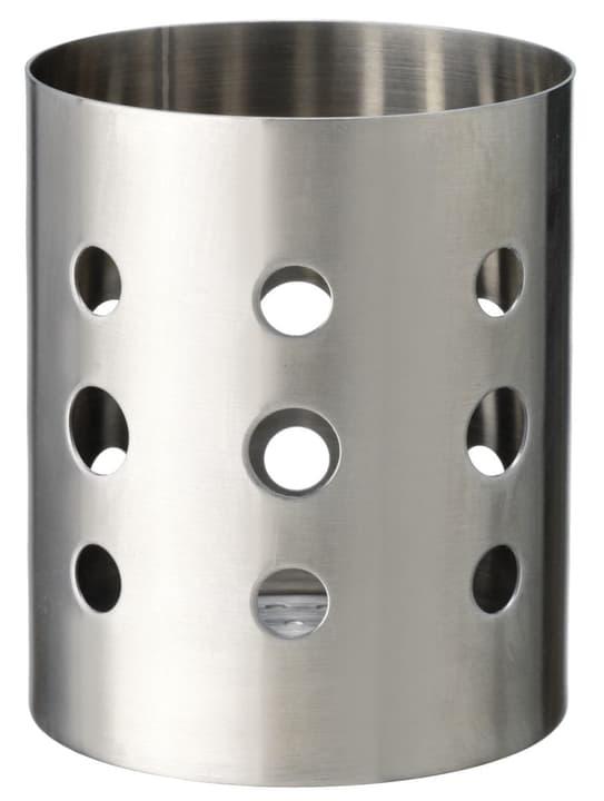 ELEMENTS Kellenbehälter 441036301100 Farbe Silber Grösse H: 12.0 cm Bild Nr. 1