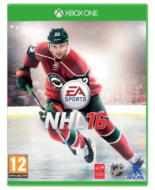 Xbox One - NHL 16 Physisch (Box) 785300119966 Bild Nr. 1