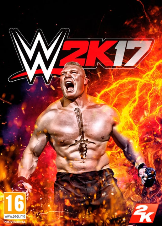 PC - WWE 2K17 Digitale (ESD) 785300133872 N. figura 1