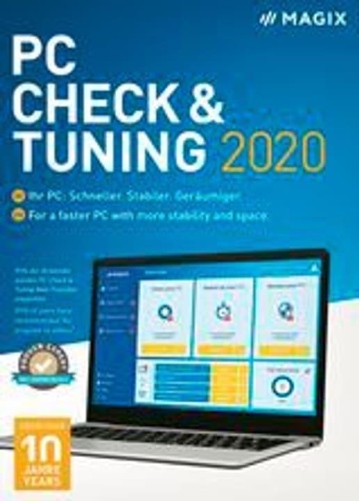PC Check & Tuning 2020 [PC] (D) Physisch (Box) Magix 785300147067 Photo no. 1