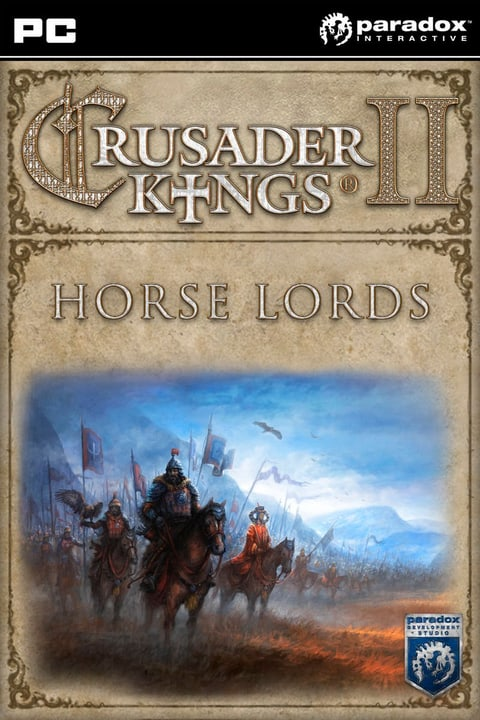 PC - Crusader Kings II: Horse Lords - Coll Download (ESD) 785300133384 N. figura 1