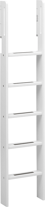 WHITE Gerade Leiter Hochbett Flexa 404921900000 Bild Nr. 1