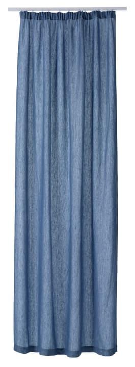 RAMON Rideau prêt à poser opaque 430254821840 Couleur Bleu Dimensions L: 140.0 cm x H: 250.0 cm Photo no. 1