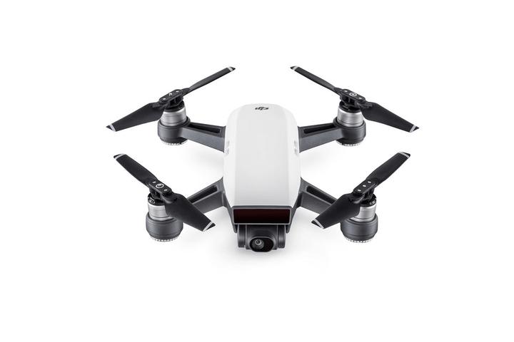 Spark Alpine bianco Drone Dji 793826100000 N. figura 1