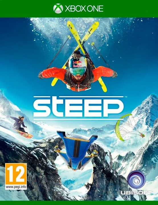 Xbox One - Steep Physisch (Box) 785300121304 Bild Nr. 1