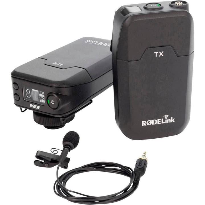 Rode RODELink Filmmaker Kit Digitales Drahtlossystem für Kameras Rode 785300124365 Bild Nr. 1