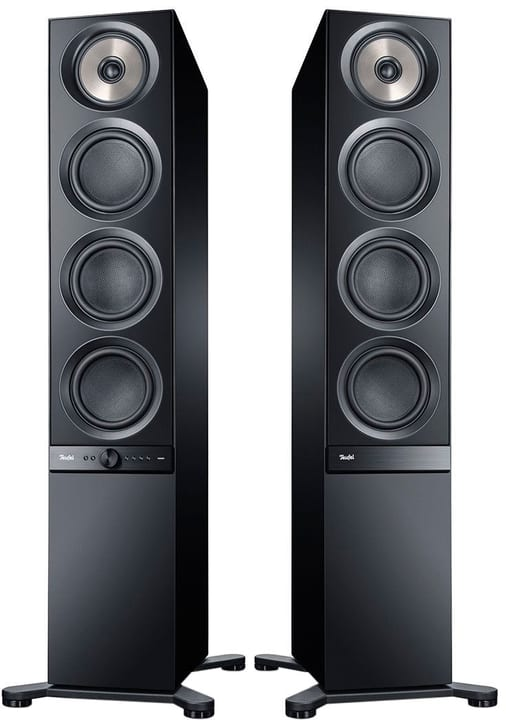 Stereo L (1 Paar) - Schwarz Multiroom Standlautsprecher Teufel 785300132820 Bild Nr. 1