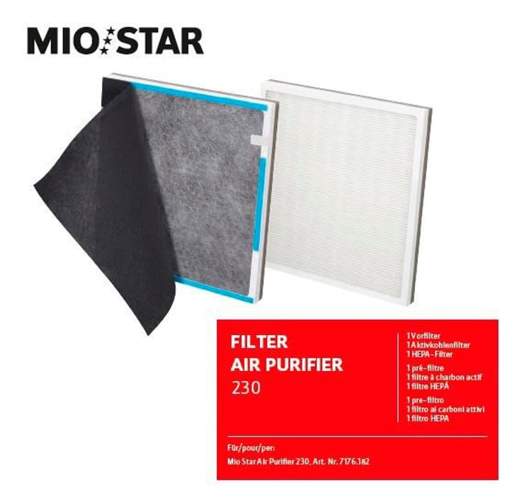 Air Purifier Filtro Mio Star 717618300000 N. figura 1