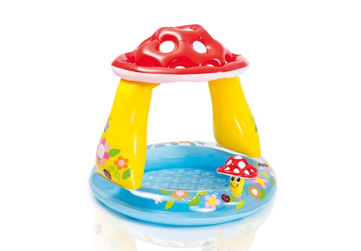 Mushroom Baby Pool Intex 745828300000 N. figura 1