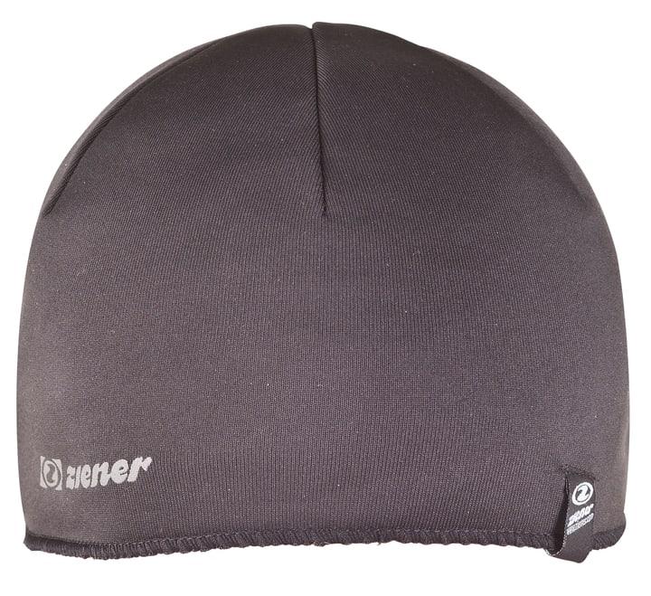 Mütze Bonnet unisex Ziener 460521999920 Couleur noir Taille one size Photo no. 1