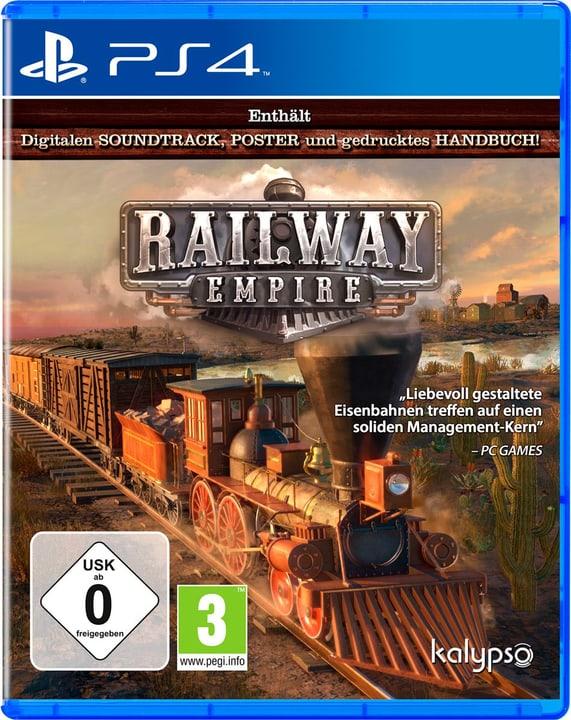 PS4 - Railway Empire - D Physisch (Box) 785300131609 Bild Nr. 1