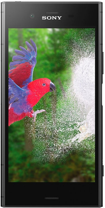 Xperia XZ1 schwarz Sony 785300130338 Bild Nr. 1