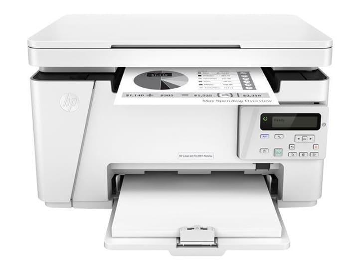 LaserJet Pro M26nw nero-bianco MFP HP 785300123051 N. figura 1