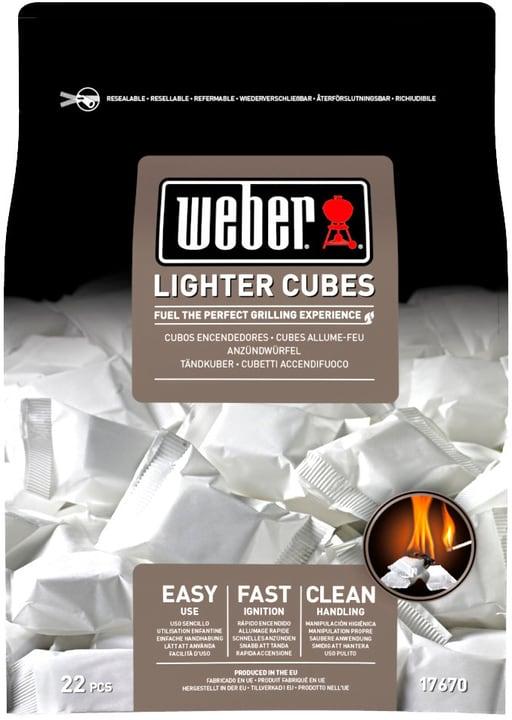 cubetti accendifuoco Weber 753546400000 N. figura 1