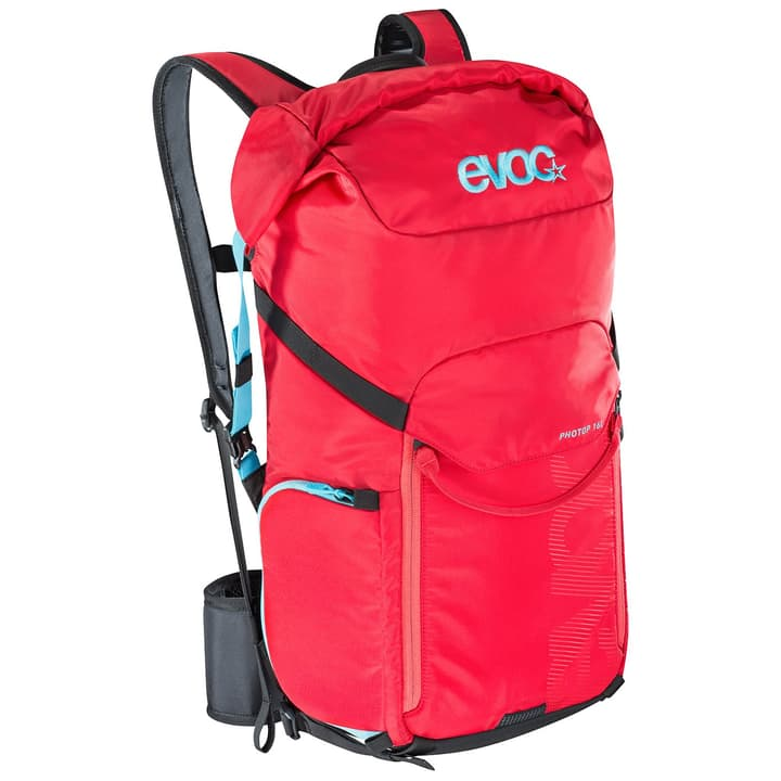 Evoc Photop 16 L Camera Pack Sac à dos de photo Evoc 460240900030 Couleur rouge Taille Taille unique Photo no. 1