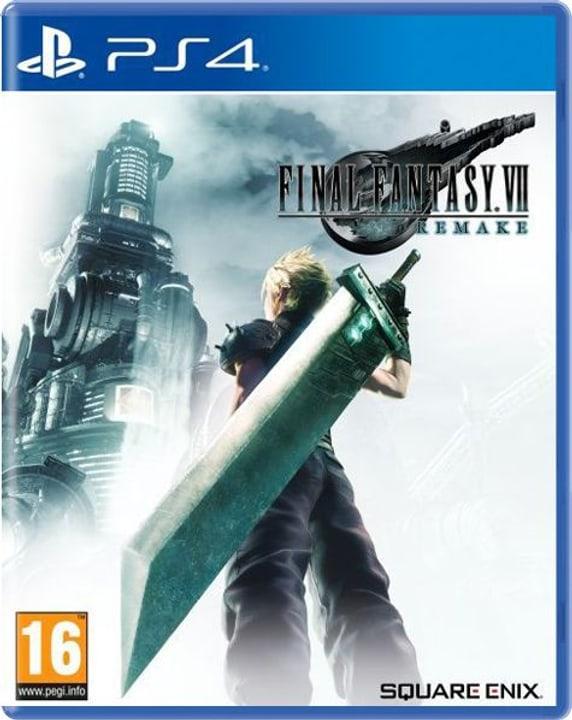 PS4 - Final Fantasy VII: HD Remake Box 785300149912 Langue Anglais, Français, Allemand, Italien Plate-forme Sony PlayStation 4 Photo no. 1