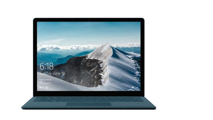 Surface Laptop i5 256GB 8GB Cobalt Blue Notebook Microsoft 785300129975 Bild Nr. 1