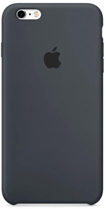 Case Silicone iPhone 6/6s Plus grise Coque Apple 798109400000 Photo no. 1