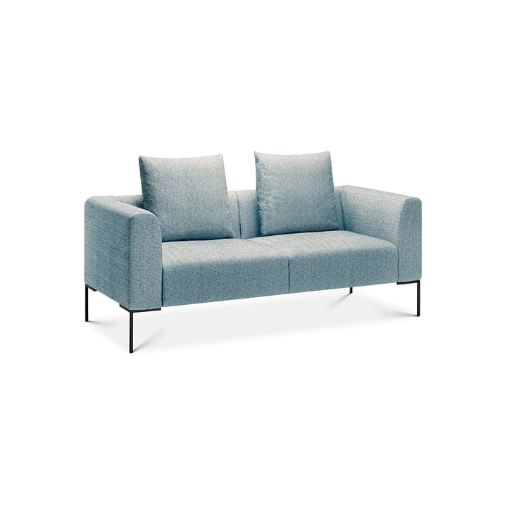 CATHIE 2er Sofa 366146720340 Farbe Blau Grösse B: 178.0 cm x T: 97.0 cm x H: 94.0 cm Bild Nr. 1