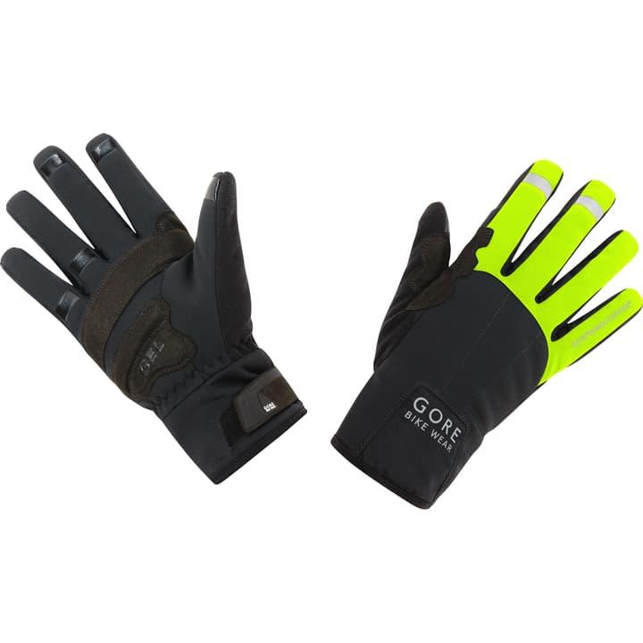 UNIVERSAL GWS Thermo Gloves Unisex-Bikehandschuhe Gore 461345509055 Farbe neongelb Grösse 9 Bild-Nr. 1