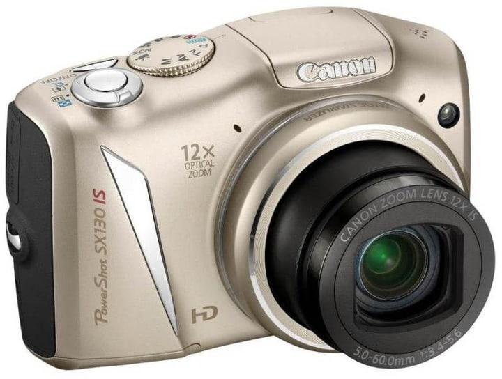 L-Canon Powershot SX130 silver Canon 79334440000010 Bild Nr. 1