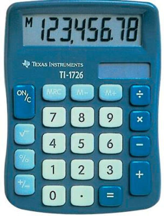 Calculatrice TI-1726 8-chiffres Calculatrice Texas Instruments 785300151138 Photo no. 1