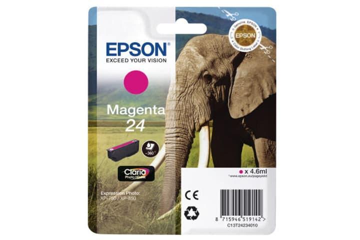 T24 cartouche d'encre magenta Epson 798552900000 Photo no. 1