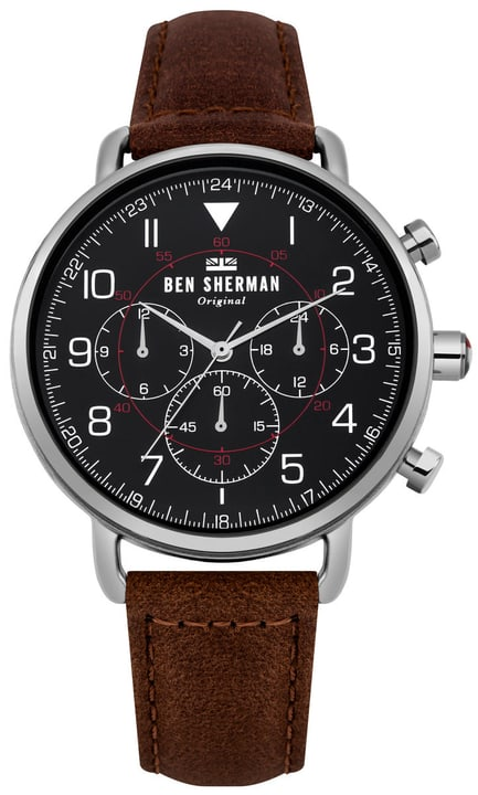 WB068BBR Horloge bracelet Ben Sherman 760729500000 Photo no. 1