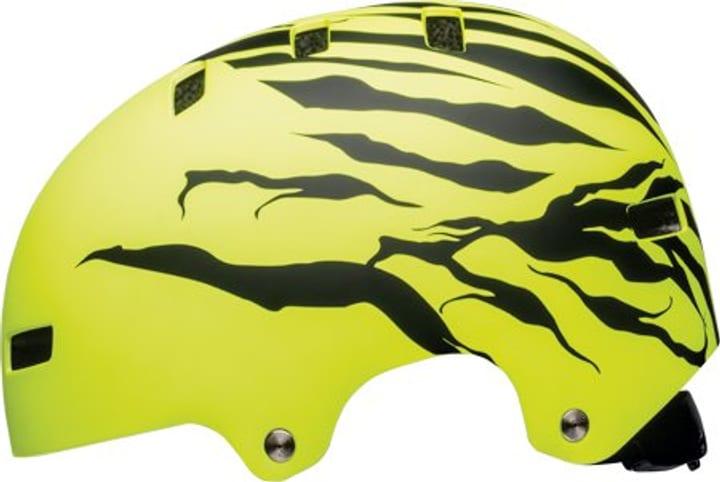 Span Casque de velo Bell 465011249550 Couleur jaune Taille 49-53 Photo no. 1