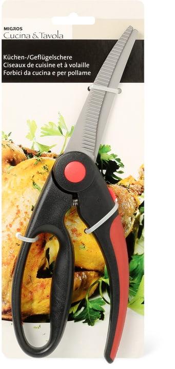 Forbici da cucina e per pollame Cucina & Tavola 703108900000 N. figura 1
