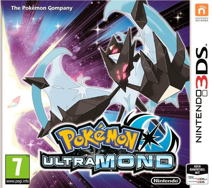 3DS - Pokémon Ultramond Physisch (Box) 785300128763 Bild Nr. 1